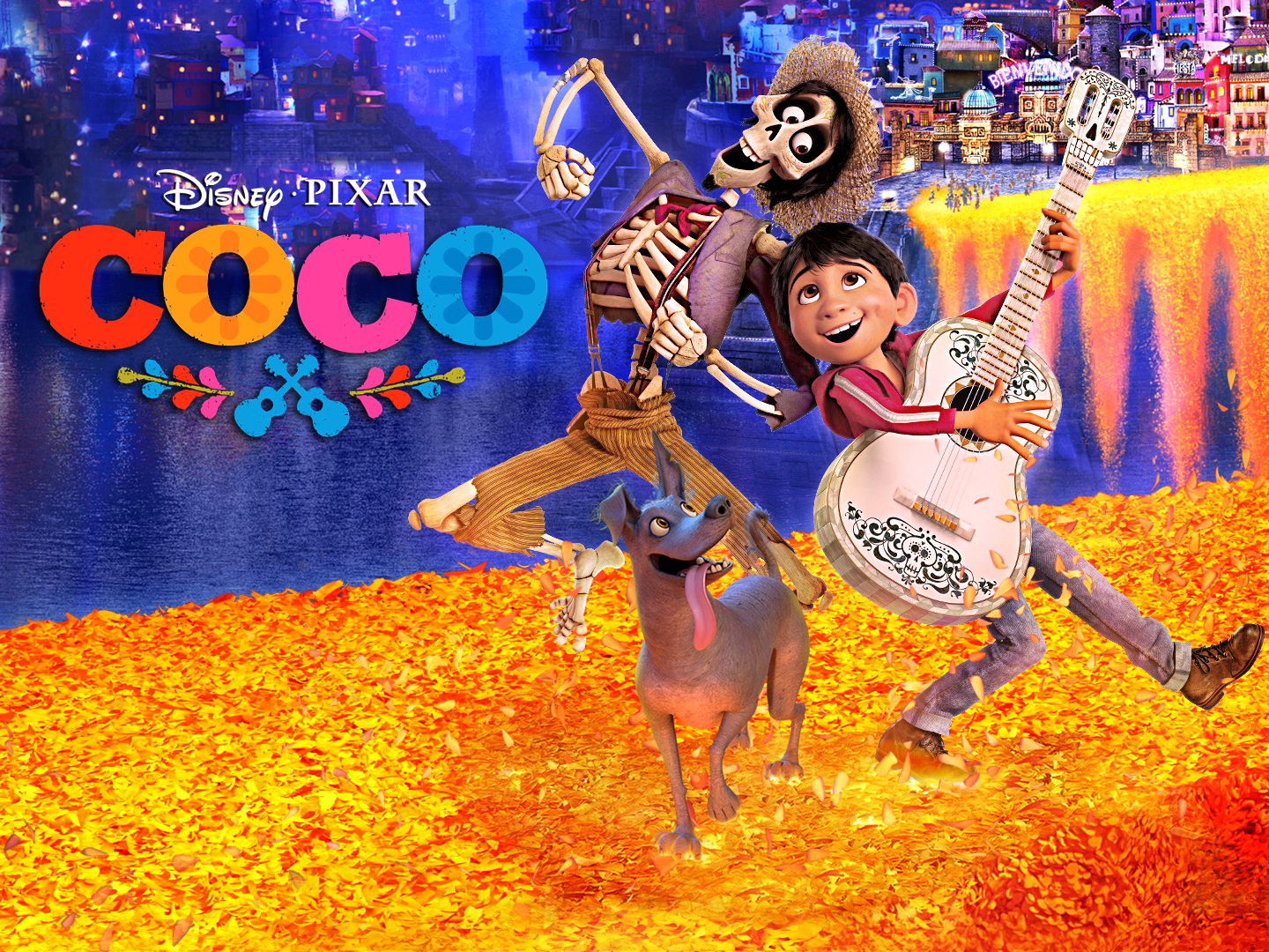 Watch Coco | Full Movie | Disney+