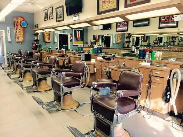 Jag's Barber Shop
