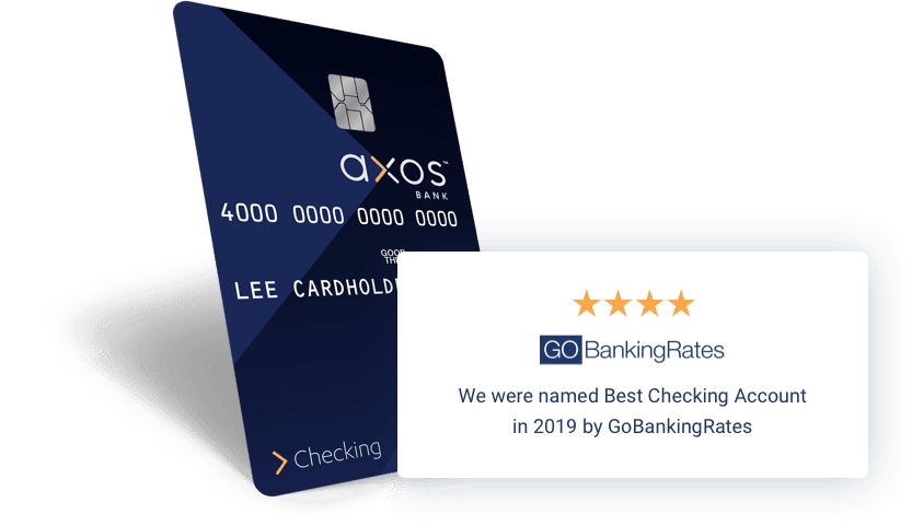 Axos Bank CashBack Checking Account