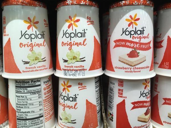 Snack Yogurt 点心类酸奶