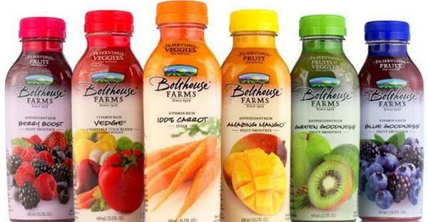 Bolthouse果汁