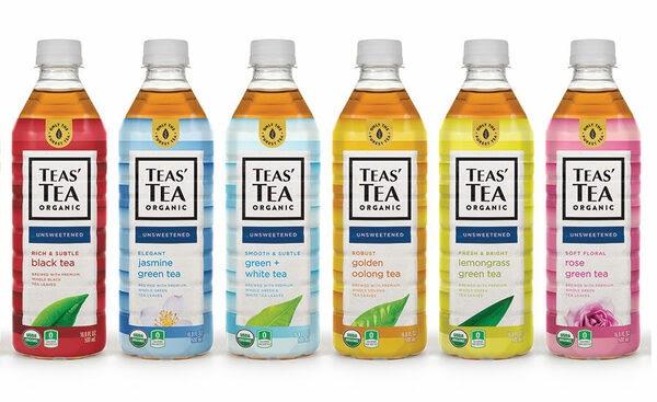 Teas'Tea 无糖茶