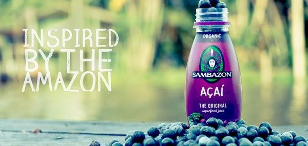 Sambazon巴西莓Acai果汁