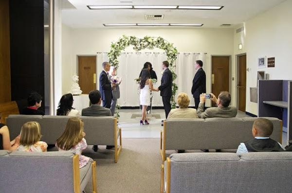 见证仪式 Marriage Ceremony