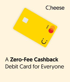 Cheese Debit Card