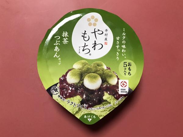 Yawa Mochi Matcha 抹茶红豆麻薯冰淇淋