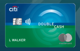 Citibank Double Cash | Cheese Debit Card