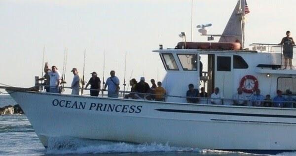 租船出海海钓