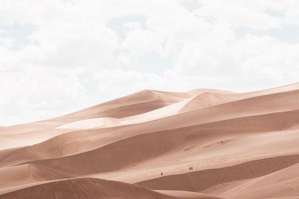白沙国家公园 White Sands National Park, NM