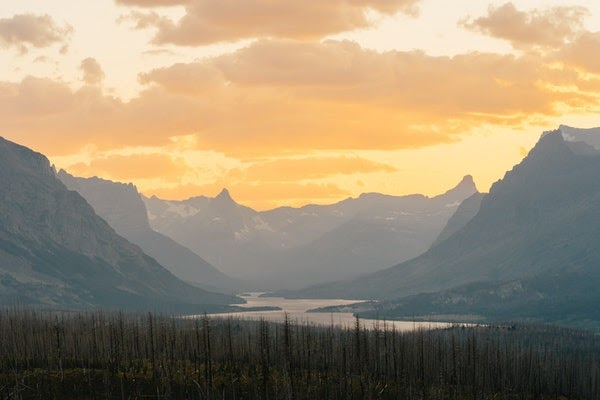 冰川国家公园 Glacier National Park, MT