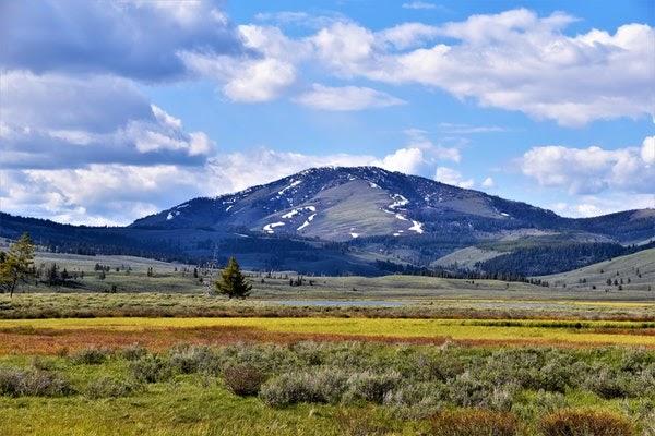 黄石国家公园 Yellowstone National Park, WY