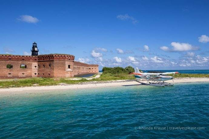 干龟群岛国家公园 Dry Tortugas National Park, FL