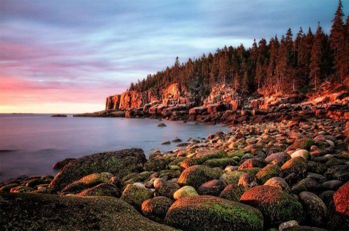 阿卡迪亚国家公园 Acadia National Park, ME
