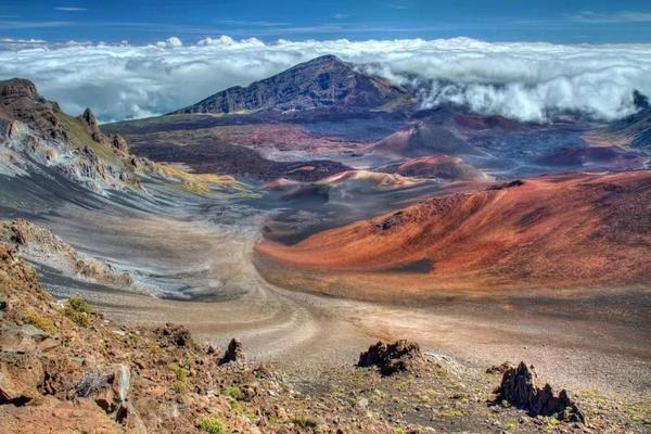 哈雷阿卡拉国家公园 Haleakala National Park, HI