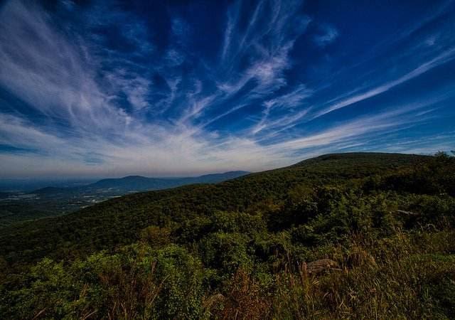 仙纳度国家公园 Shenandoah National Park, VA