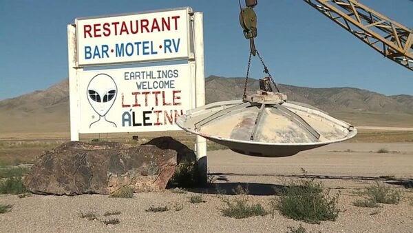 375外星人公路和51区