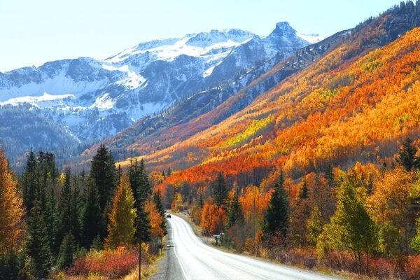 科罗拉多州百万美元公路