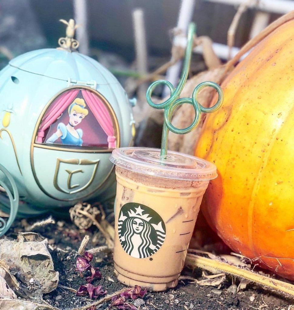 Starbucks Secret Menu: Cinderella Latte | Cheese Debit Card