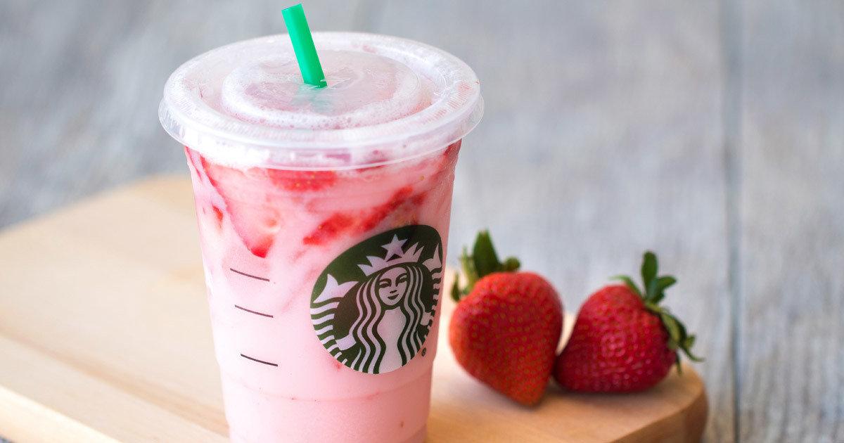 Starbucks Secret Menu: Pink Drink | Cheese Debit Card