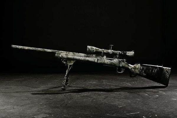 Rifle 步枪