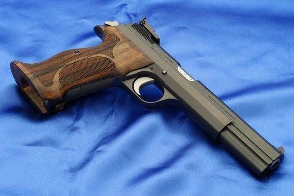 Pistol/Handgun 手枪