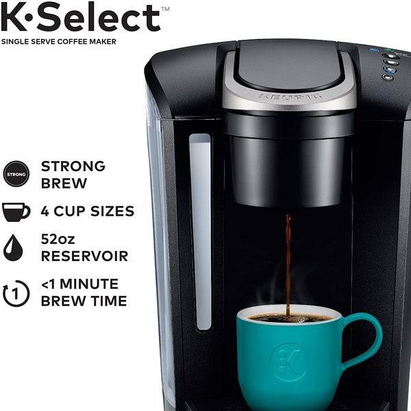 Keurig K-Cup 胶囊咖啡机