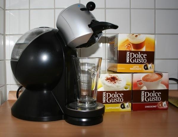 雀巢 Dolce Gusto 胶囊咖啡机