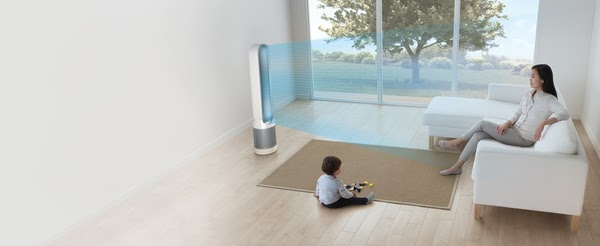 Dyson Pure Cool Air Purifier and Tower Fan