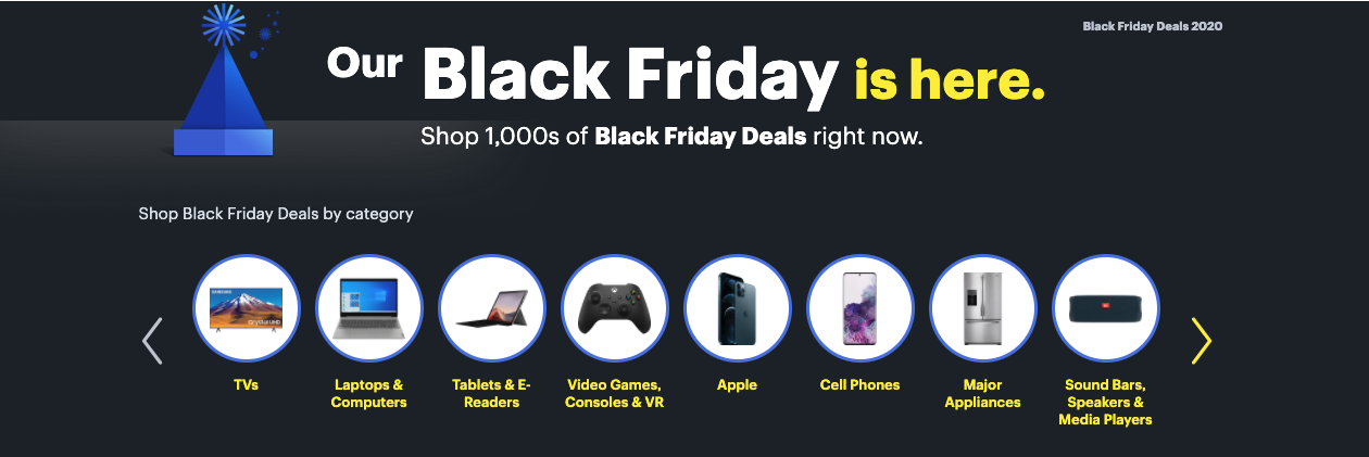 2020 Black Friday Deals from the Brands You Love | Cheese Debit Card