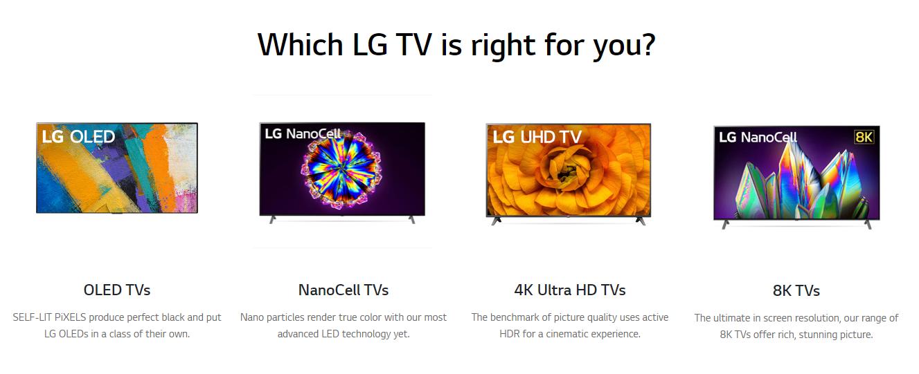 LG OLED系列-CX