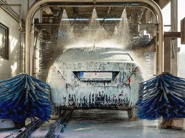 自动洗车 Automated Car Wash