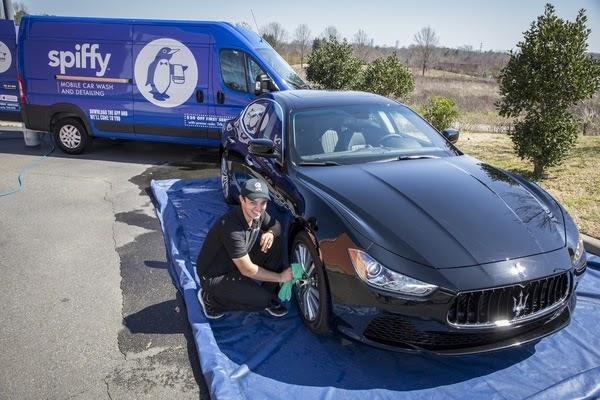 到家洗车服务 Mobile Car Washes