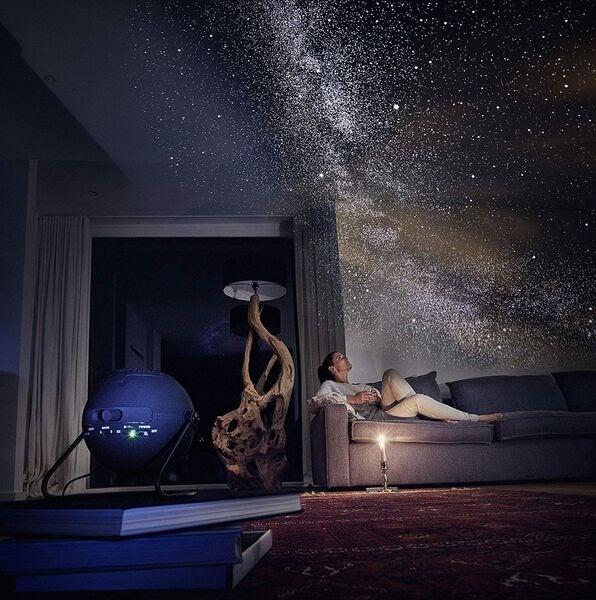 星空投影仪灯