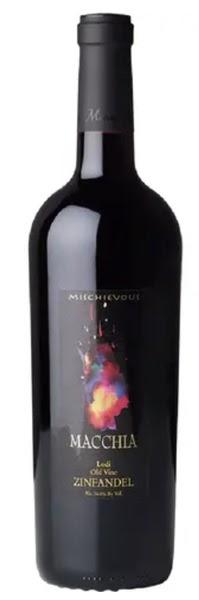 Macchia Mischievous Old Vine Zinfandel