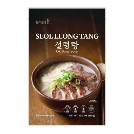 Emart韩国牛尾骨汤原汁