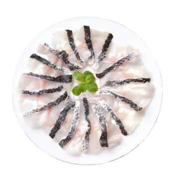 加厚免浆黑鱼片