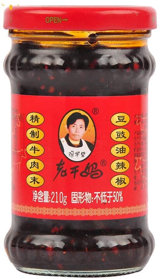 Lao Gan Ma Chili Black Bean Sauce