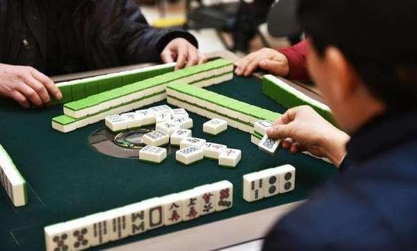 打麻将/扑克牌