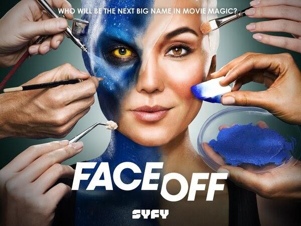特效化妆师大对决(Face Off)