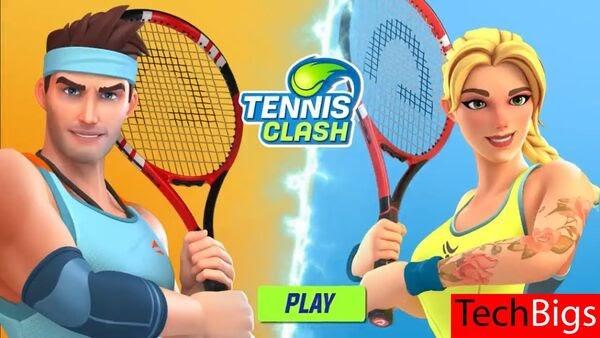 网球传奇(Tennis Clash 3D)