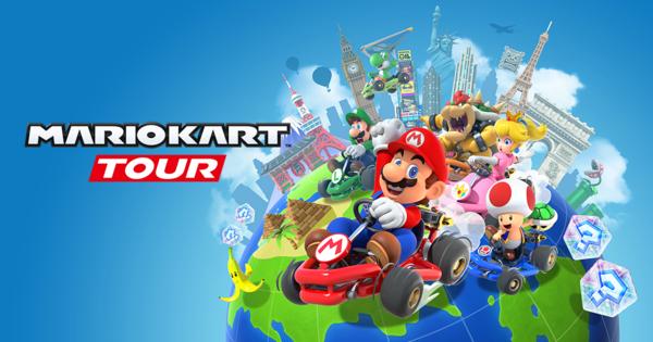 马里奥赛车巡回赛(Mario Kart Tour)