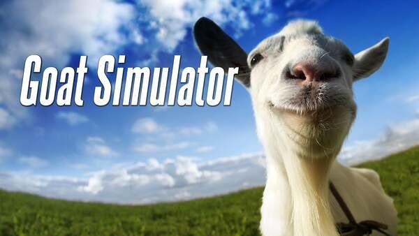模拟山羊 (Goat Simulator)