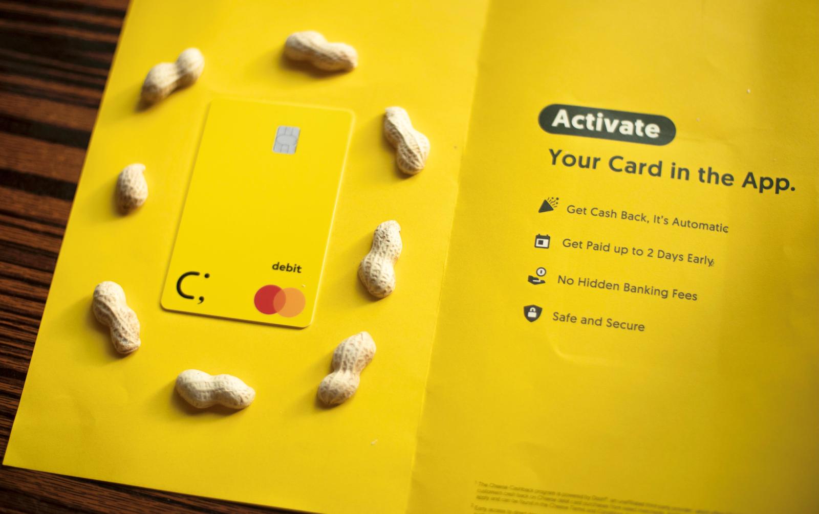 Cheese | Shopping - Cheese Debit Card