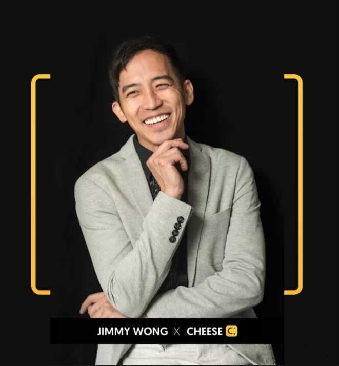 Cheese | Stop AAPI Hate - Jimmy Wong黄谷悦