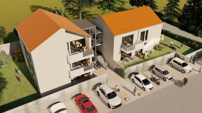 Wohnbau 1