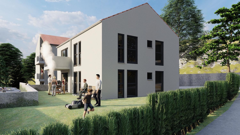 Wohnbau 2