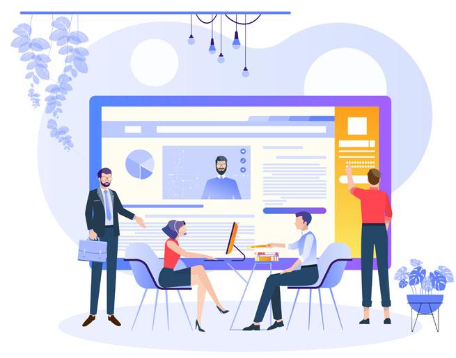 digital marketing for businesses by DVYNS