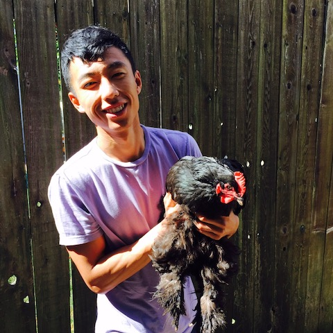 Mohan Zhang, extra on Portlandia