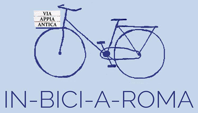 Logo IN-BICI-A-ROMA