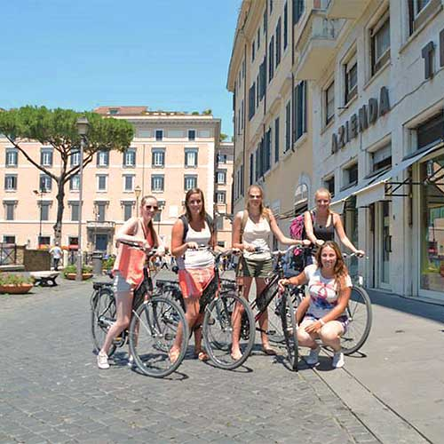 Fietstour Rome